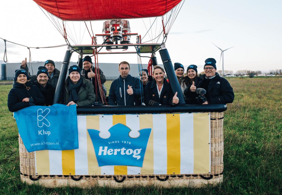 Activatie Hertog Luchthballon