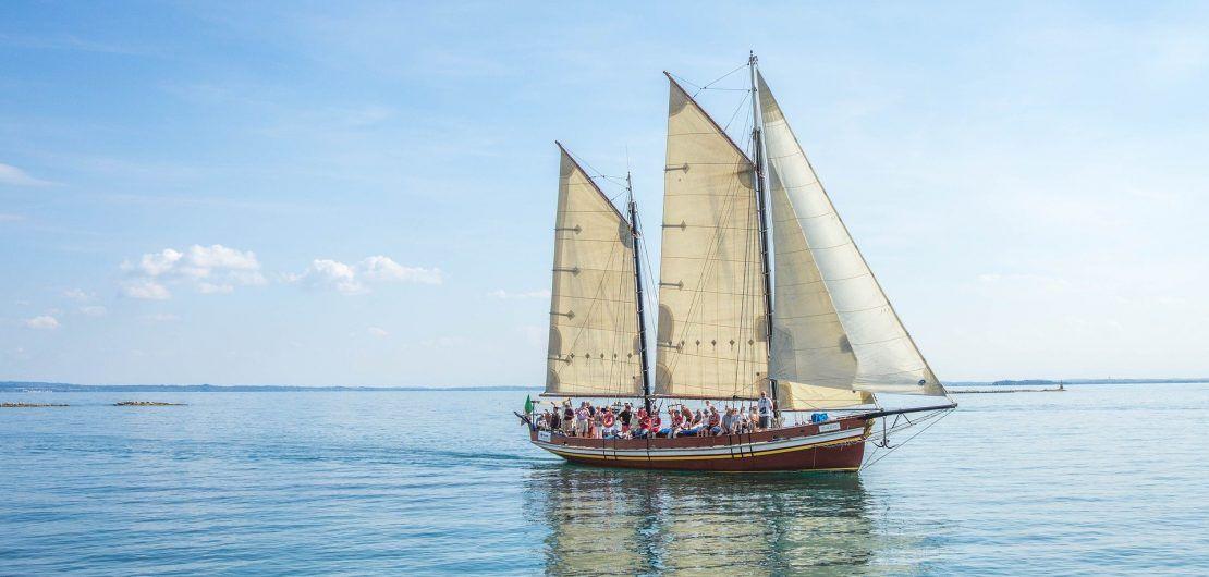 schip Italië