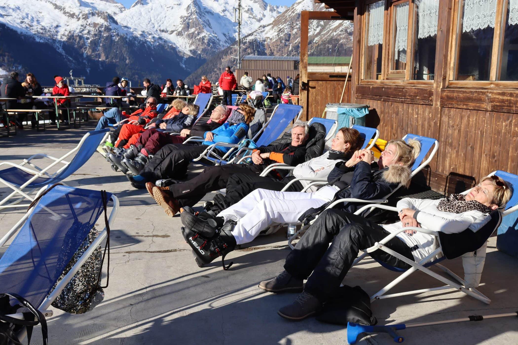 Wintersport met Klup in 2019