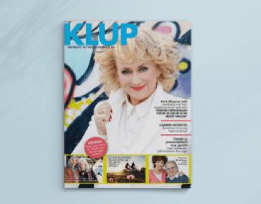 Klup Magazine Karin Bloemen