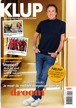 Marc Borsata Klup Magazine