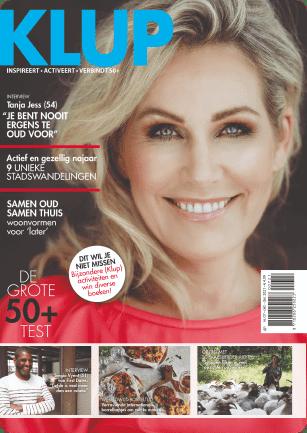 Tanja Jesse Klup magazine