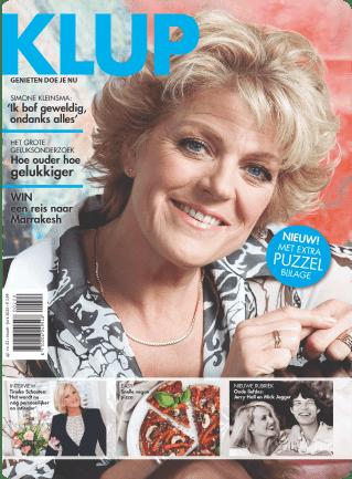 Simone Kleinsma Klup Magazine